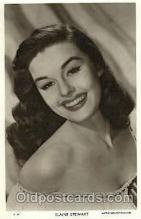 act019080 - Elaine Stewart Actor, Actress, Movie Star, Postcard Post Card