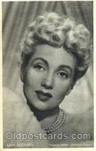 act019081 - Ann Sothern Trade Card Actor, Actress, Movie Star, Postcard Post Card