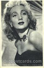 act019082 - Ann Sothern Trade Card Actor, Actress, Movie Star, Postcard Post Card