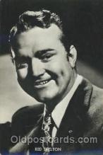 act019093 - Red Skelton Actor, Actress, Movie Star, Postcard Post Card