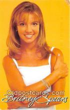act019108 - Brittney Spears Movie Actor / Actress, Entertainment Postcard Post Card