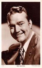 act019170 - Red Skelton Movie Star Actor Actress Film Star Postcard, Old Vintage Antique Post Card