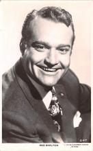 act019192 - Red Skelton Movie Star Actor Actress Film Star Postcard, Old Vintage Antique Post Card