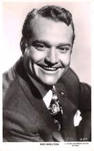 act019203 - Red Skelton Movie Star Actor Actress Film Star Postcard, Old Vintage Antique Post Card