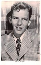 act019216 - Frank Sinatra Movie Star Actor Actress Film Star Postcard, Old Vintage Antique Post Card