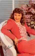 act019264 - Barbara Stanwyck, Paramount Star Movie Star Actor Actress Film Star Postcard, Old Vintage Antique Post Card