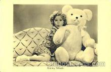 act020041 - Shirley Temple Actor / Actress Postcard Post Card Old Vintage Antique