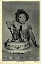 act020067 - Shirley Temple Actor / Actress Postcard Post Card Old Vintage Antique