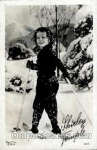 act020070 - Shirley Temple Actor / Actress Postcard Post Card Old Vintage Antique