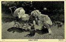 act020071 - Shirley Temple Actor / Actress Postcard Post Card Old Vintage Antique