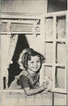 act020075 - Shirley Temple Actor / Actress Postcard Post Card Old Vintage Antique