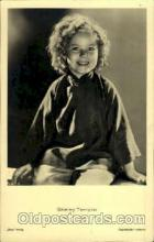 act020079 - Shirley Temple Actor / Actress Postcard Post Card Old Vintage Antique