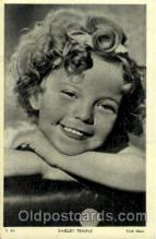 act020083 - Shirley Temple Actor / Actress Postcard Post Card Old Vintage Antique