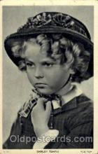 act020091 - Shirley Temple Actor / Actress Postcard Post Card Old Vintage Antique