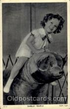 act020092 - Shirley Temple Actor / Actress Postcard Post Card Old Vintage Antique
