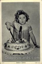 act020093 - Shirley Temple Actor / Actress Postcard Post Card Old Vintage Antique