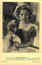 act020100 - Actress Shirley Temple Actor / Actress Postcard Post Card Old Vintage Antique