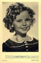 act020108 - Actress Shirley Temple Actor / Actress Postcard Post Card Old Vintage Antique