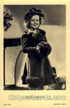 act020112 - Actress Shirley Temple Actor / Actress Postcard Post Card Old Vintage Antique