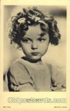 act020119 - Actress Shirley Temple Postcard Post Card