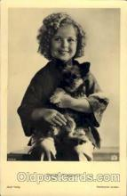 act020125 - Actress Shirley Temple Postcard Post Card