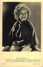 act020129 - Actress Shirley Temple Postcard Post Card