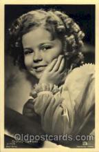 act020136 - Actress Shirley Temple Postcard Post Card