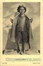 act020137 - Actress Shirley Temple Postcard Post Card