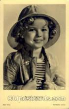 act020139 - Actress Shirley Temple Postcard Post Card