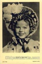 act020141 - Actress Shirley Temple Postcard Post Card