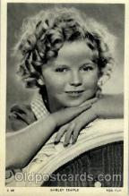 act020152 - Shirley Temple Actress Postcard Post Cards Old Vintage Antique Movie Star