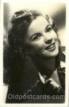 act020155 - Shirley Temple Actress Postcard Post Cards Old Vintage Antique Movie Star