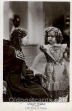 act020159 - Shirley Temple Actress Postcard Post Cards Old Vintage Antique Movie Star