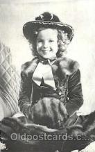act020167 - Shirley Temple Actor, Actress, Movie Star, Postcard Post Card