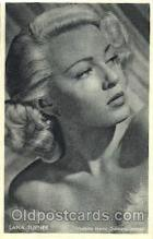 act020182 - Lana Turner Trade Card Actor, Actress, Movie Star, Postcard Post Card