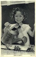 act020191 - Shirley Temple Actor, Actress, Movie Star, Postcard Post Card