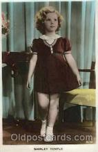 act020196 - Shirley Temple Actor, Actress, Movie Star, Postcard Post Card