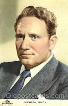 act020198 - Spencer Tracy Actor, Actress, Movie Star, Postcard Post Card