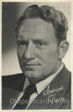 act020200 - Spencer Tracy Actor, Actress, Movie Star, Postcard Post Card