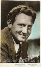 act020202 - Spencer Tracy Actor, Actress, Movie Star, Postcard Post Card