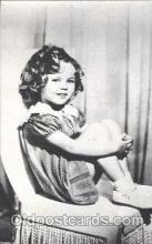 act020221 - Non Postcard Backing,  Actress Shirley Temple Postcard Post Card