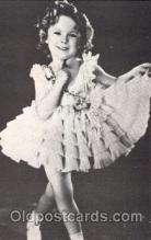 act020228 - Non Postcard Backing,  Actress Shirley Temple Postcard Post Card