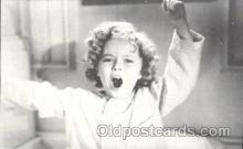 act020231 - Non Postcard Backing,  Actress Shirley Temple Postcard Post Card