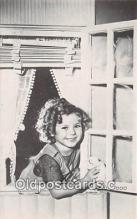 act020237 - Shirley Temple Movie Actor / Actress, Entertainment Postcard Post Card