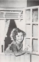 act020240 - Shirley Temple Movie Actor / Actress, Entertainment Postcard Post Card