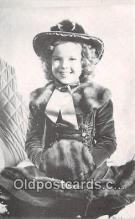 act020245 - Shirley Temple Movie Actor / Actress, Entertainment Postcard Post Card
