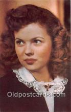 act020250 - Shirley Temple Movie Actor / Actress, Entertainment Postcard Post Card