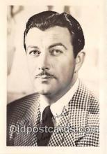 act020258 - Robert Taylor Movie Actor / Actress, Entertainment Postcard Post Card