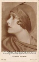 act020284 - Constance Talmadge Movie Actor / Actress, Entertainment Postcard Post Card