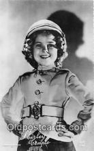 act020293 - Shirley Temple Postcard